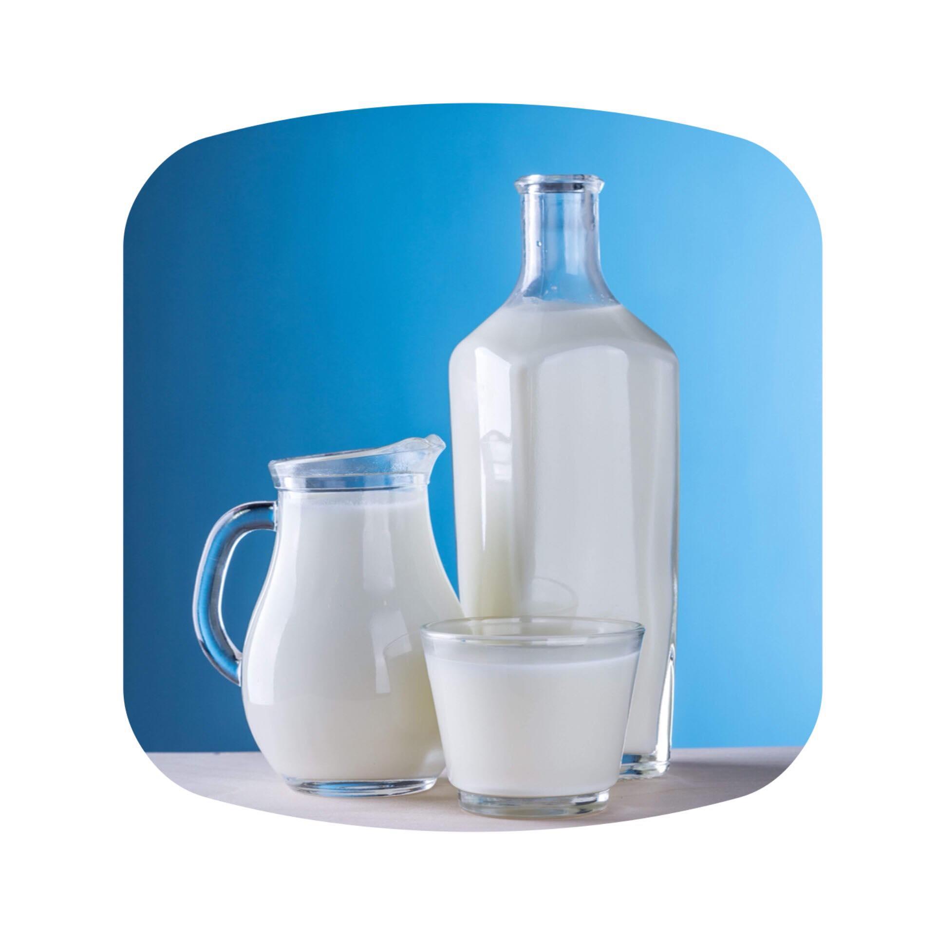 Le lait de vache Karinealook