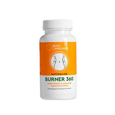 BodyLanguage - Karinealook - Burner 360 - BRN01 - bruleur de graisse naturel - Complément alimentaire brûleur de graisse.