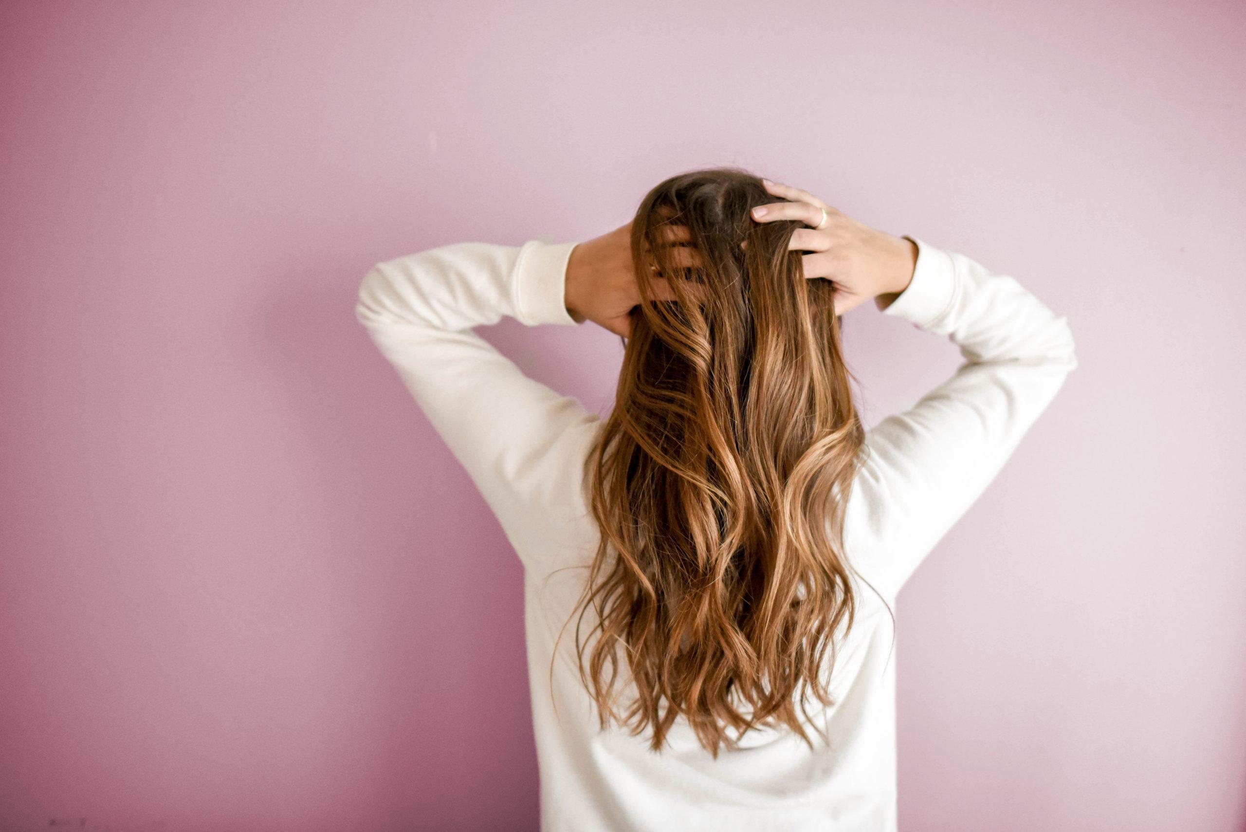 Karinealook - Mcnutrition - Soins pour les cheveux - masque naturel à la banane pour les cheveux.